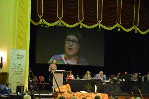 Synod talks sovereignty