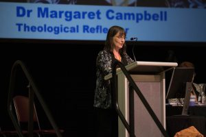 Bach on track for theological reflection