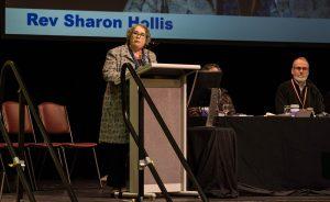 Rev Sharon Hollis