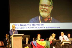 Graeme Harrison