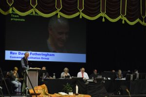 Presbytery decision adjourned