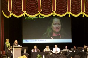 Synod primed to discuss sovereignty